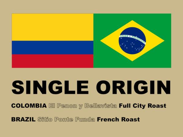 SINGLE ORIGIN COFFEE 2017 7月