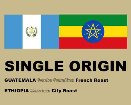 SINGLE ORIGIN COFFEE 2017 11月