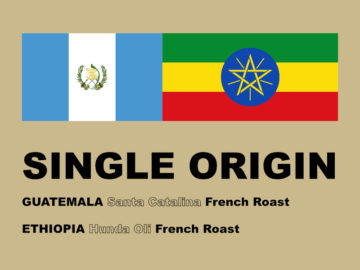 SINGLE ORIGIN COFFEE 2018 2月