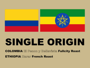 SINGLE ORIGIN COFFEE 2018 8月