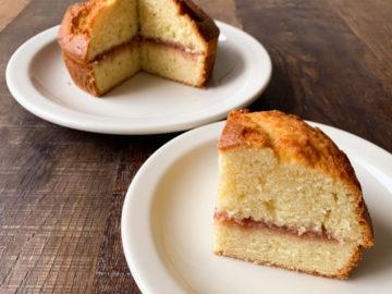 7月「ビクトリアケーキ」ご予約承ります