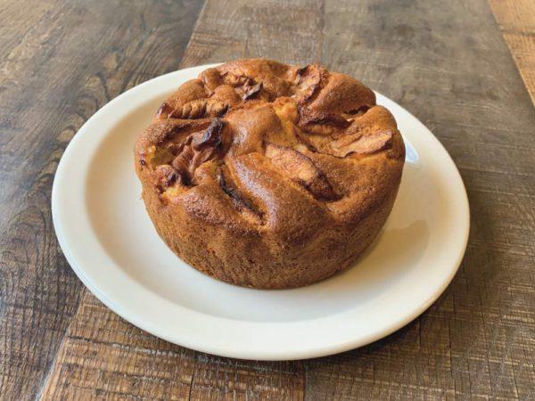 11月「りんごのケーキ」ご予約承ります