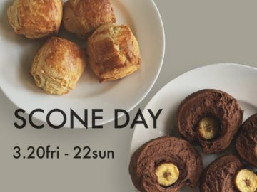 SCONE DAY 3.20 – 22