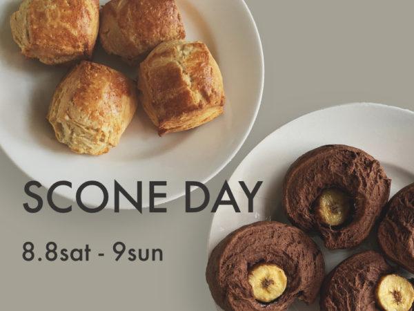 SCONE DAY 8.8-9