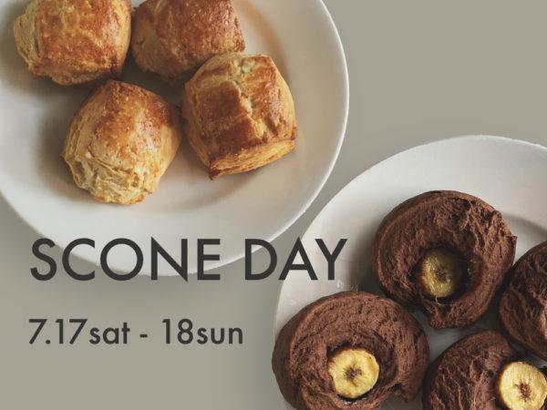 SCONE DAY 7.17 – 7.18