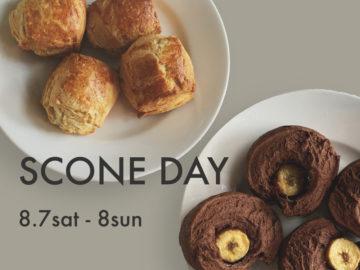 SCONE DAY 8.7 – 8.8